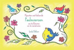 kaarten met psalmen